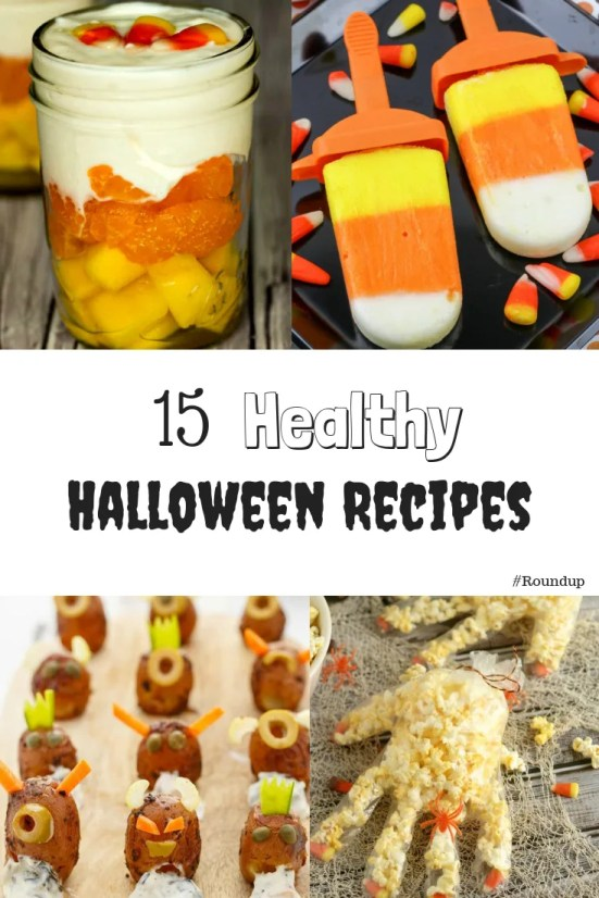 So many tasty Halloween inspired recipes out there, here are 15 Healthy Halloween Recipes from around the web.