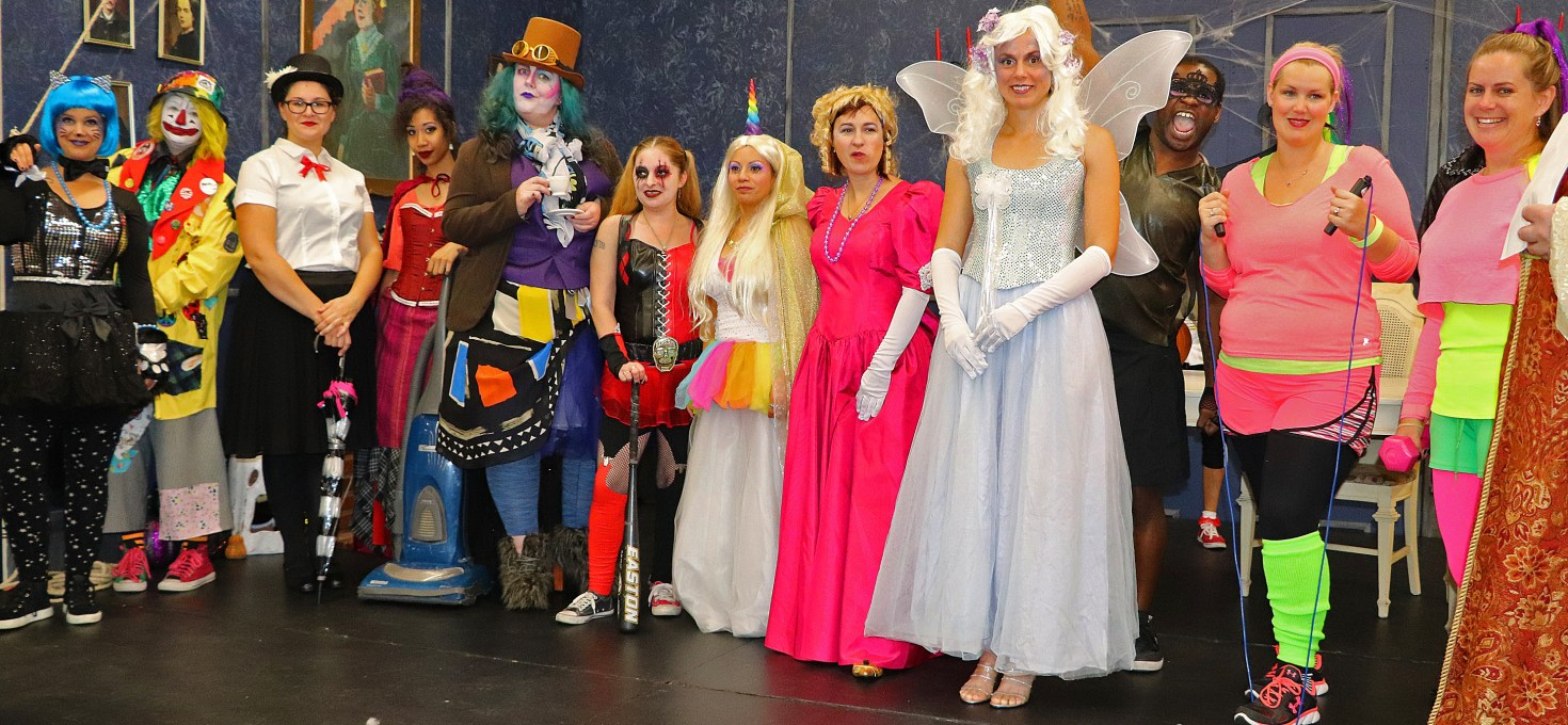 Shop Goodwill this Halloween for your costumes & decorations!