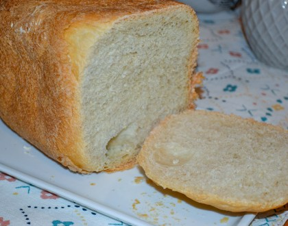 English Muffin Bread in Bread Machine