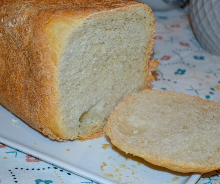 English Muffin Bread Machine Recipe