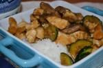 Easy delicious recipe for Mushroom Zucchini Chicken