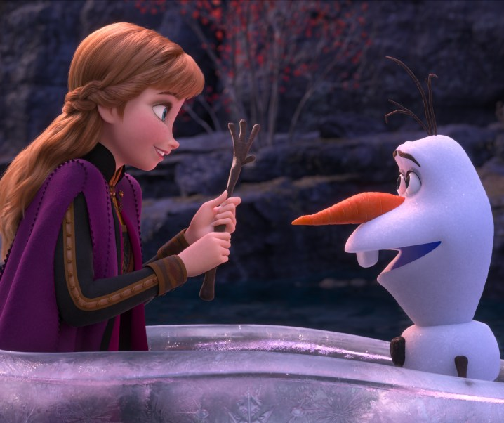 Check out the new trailer for Disney's Frozen 2, Piper's excited!!