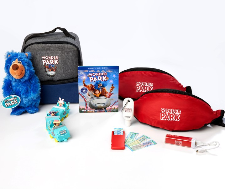 Wonder Park Movie & Giveaway