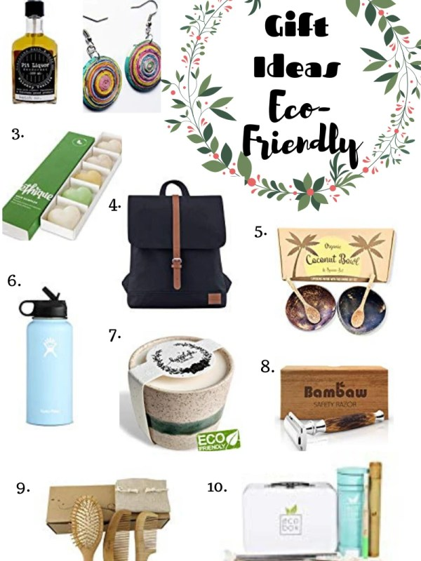 Eco-Friendly Gift Ideas #HolidayGiftGuide