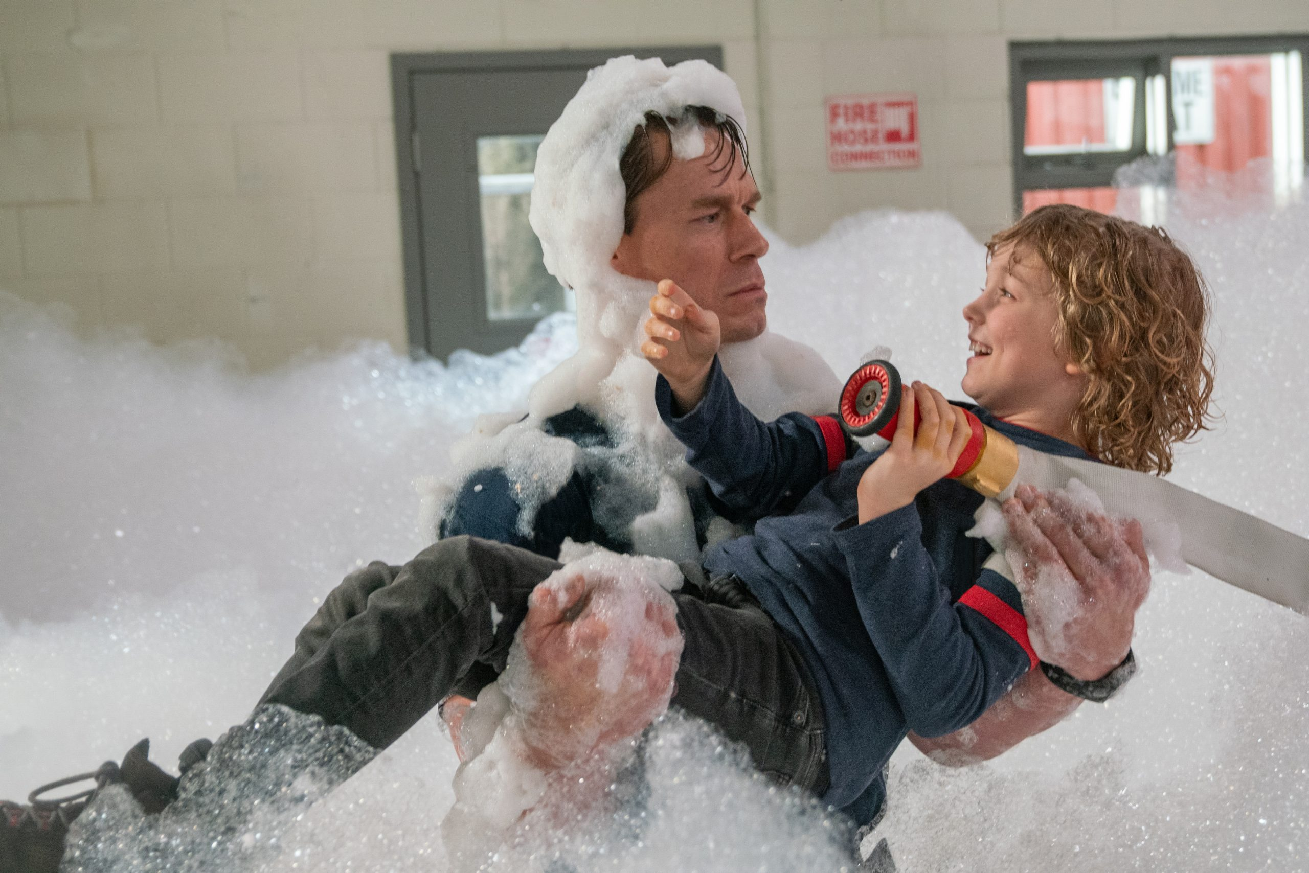 Playing with Fire starring John Cena, is a hilarious & heartwarming movie the whole family will love! Enter to win a family fun pack!