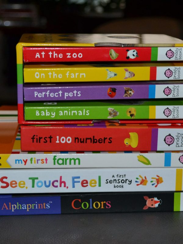 Priddy Books Early Learning Collection