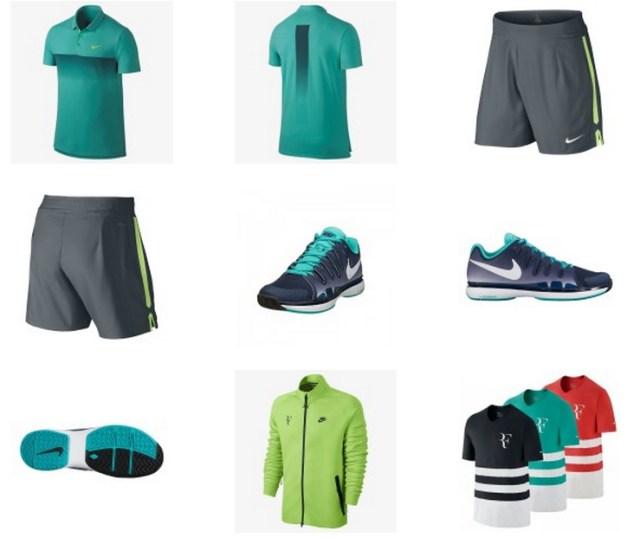 Federer Nike 2015