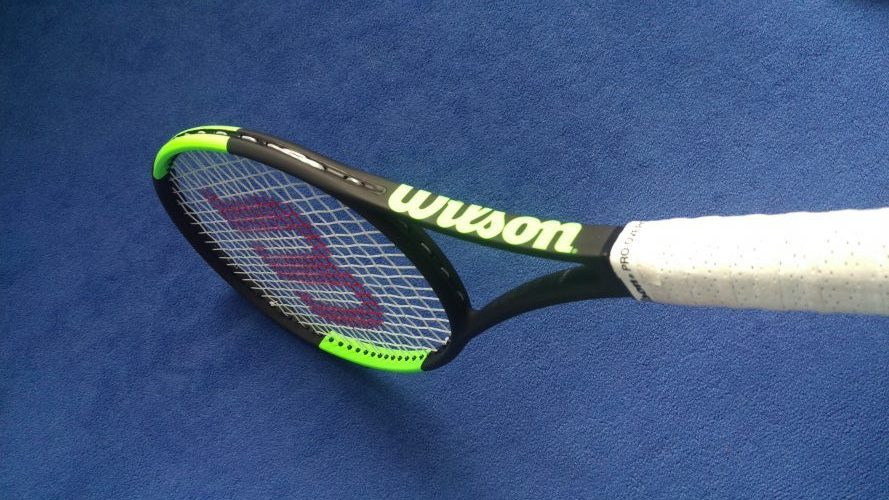 Wilson Blade Countervail Tennis Racket – Racket Review