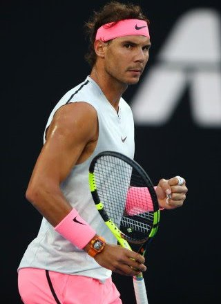 d9a296f7718 Rafael Nadal Australian Open Gear 2018 – Sleeveless – LOVE TENNIS Blog