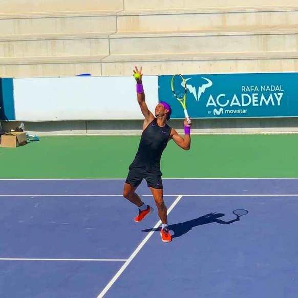 Rafael Nadal Us Open Gear 2019 Love Tennis Blog