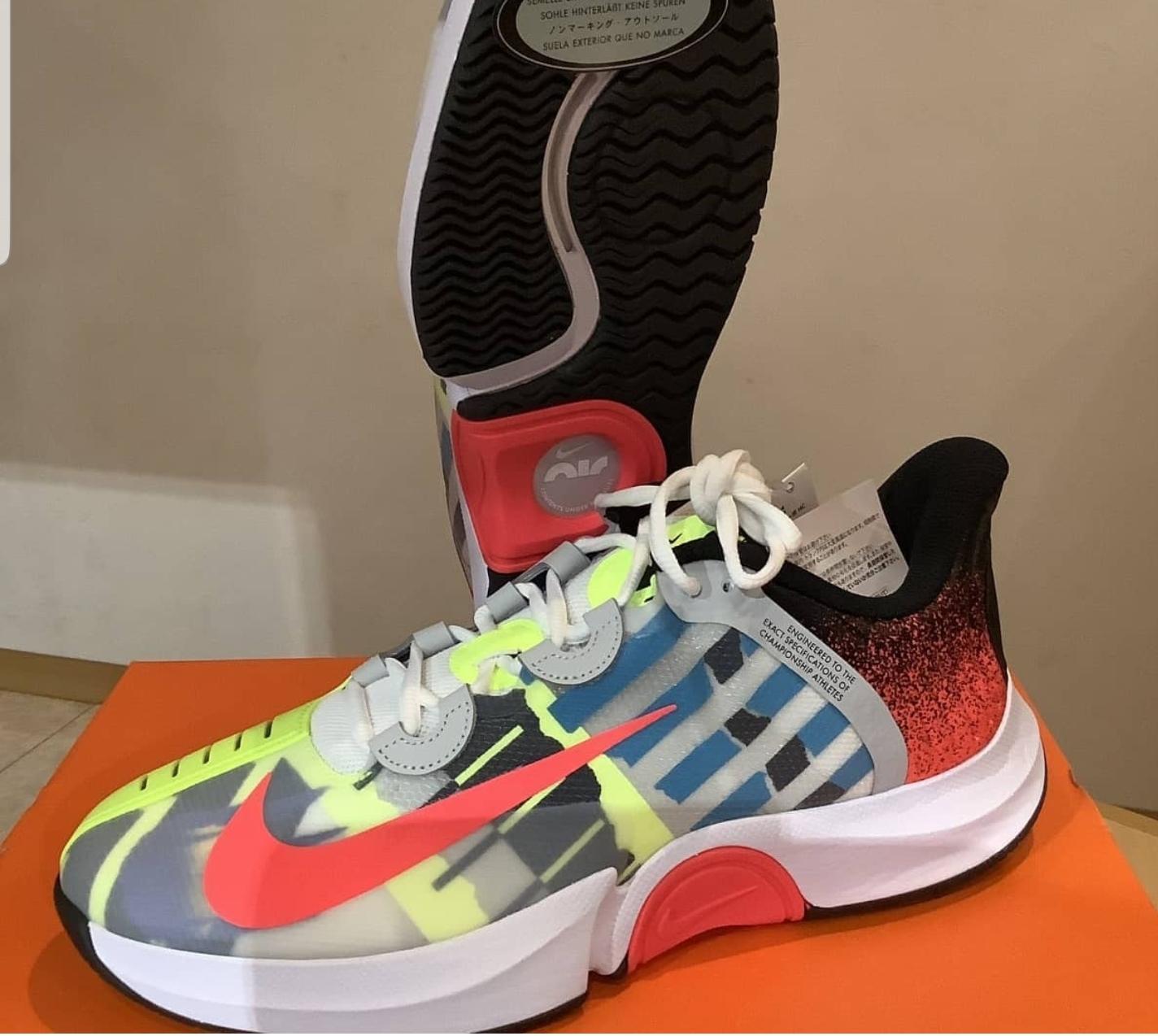 Arreglo malicioso Anormal  Nike Zoom Turbo GP for US Open 2020 - LOVE TENNIS Blog