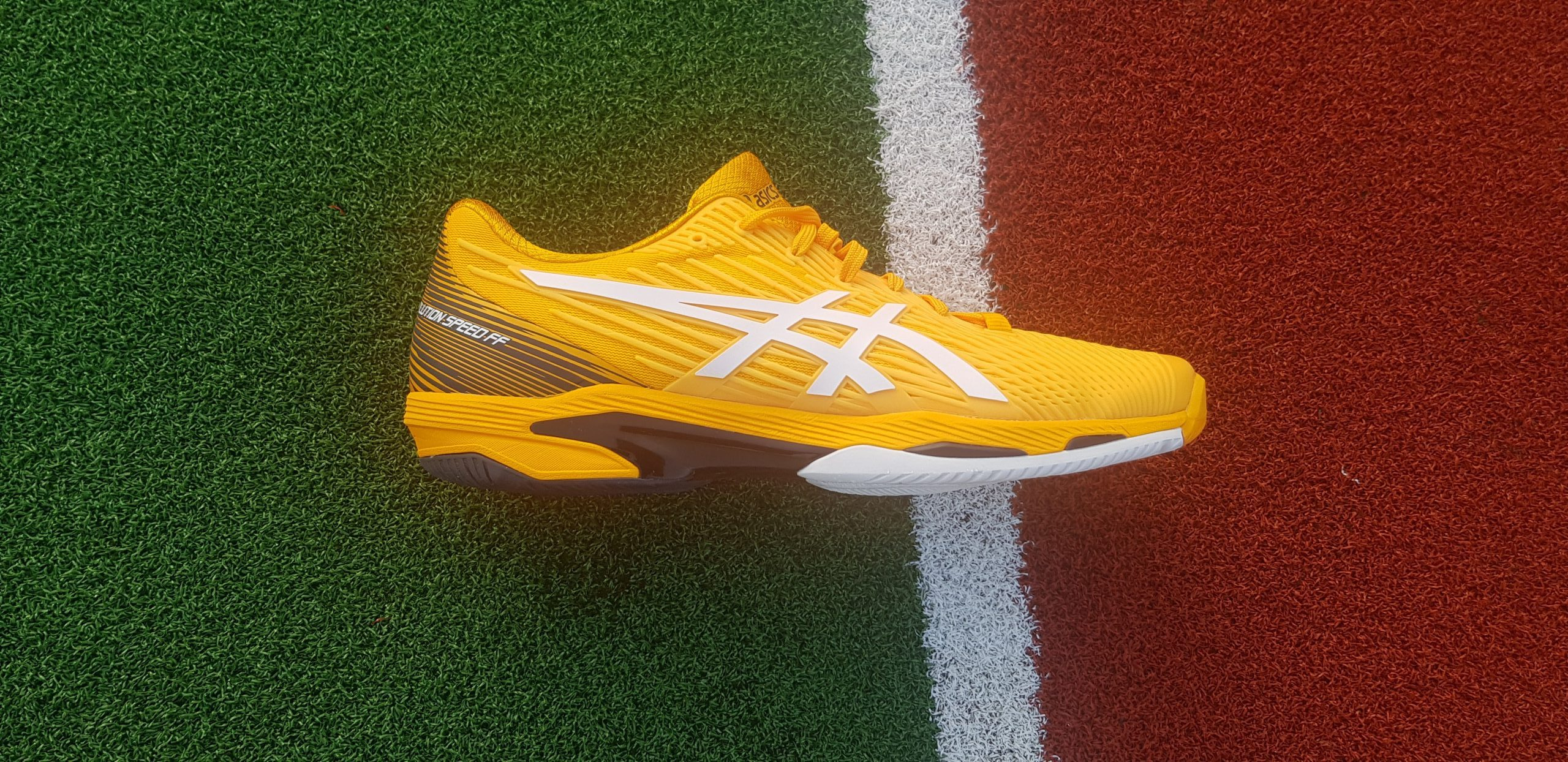 contar hasta manzana Alicia  ASICS Solution Speed FF 2 - Shoe Review. - LOVE TENNIS Blog