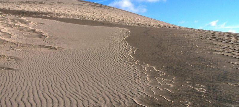 Backpacking in Great Sand Dunes National Park and Preserve