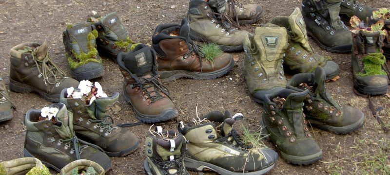 Finding Hiking Boots