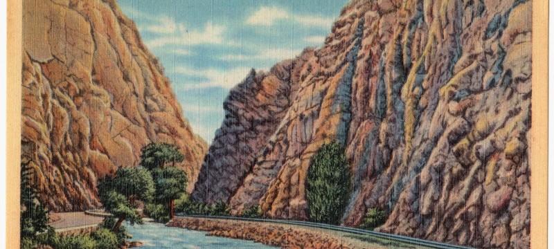 Hiking Weber Canyon