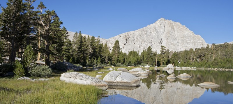 Hiking the John Muir Trail - Sequoia National Park