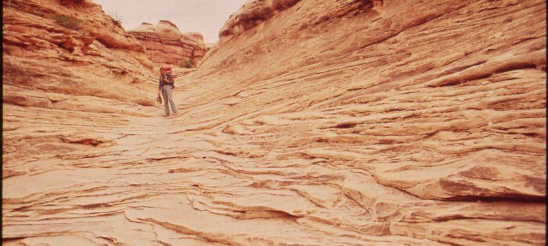 The Maze in Utah