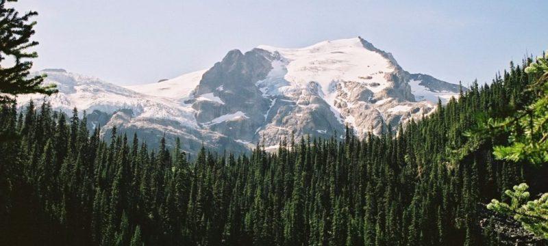 Glacial Lakes in British Columbia