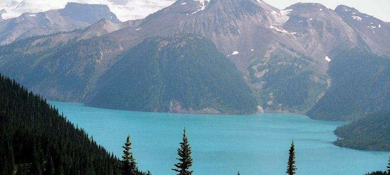 Hiking Mount Garibaldi