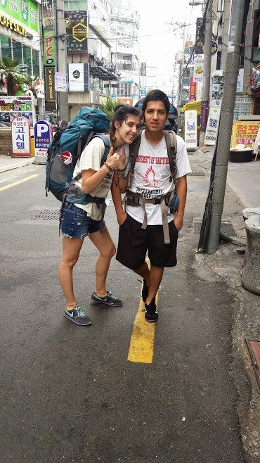 Backpacking with Back Problems