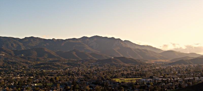 Santa Monica Mountains, Burbank, Los Angeles