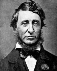 Henry David Thoreau, Hiking, Backpacker