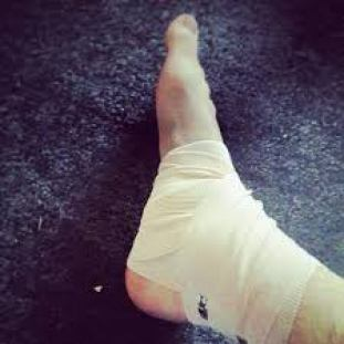 hiking, injuries, sprain, ankle
