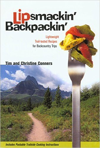cookbooks, cooking, backcountry, outdoors