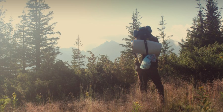 hiking, choosing the right backpack, backpacking, outdoors