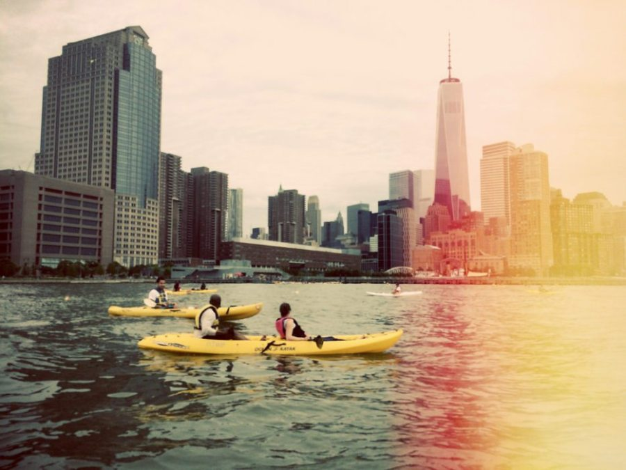 hiking, Hudson river, kayaking, kayak, outdoorsy, free, activities, summer, things to do