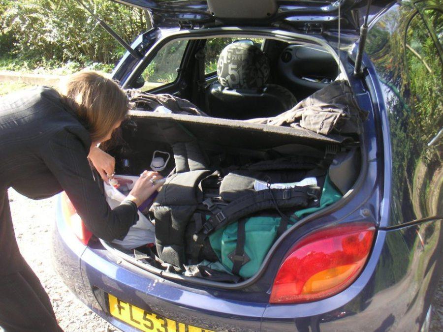 Car Camping Packing Tips Gear