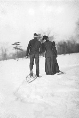 dangers of snowshoeing
