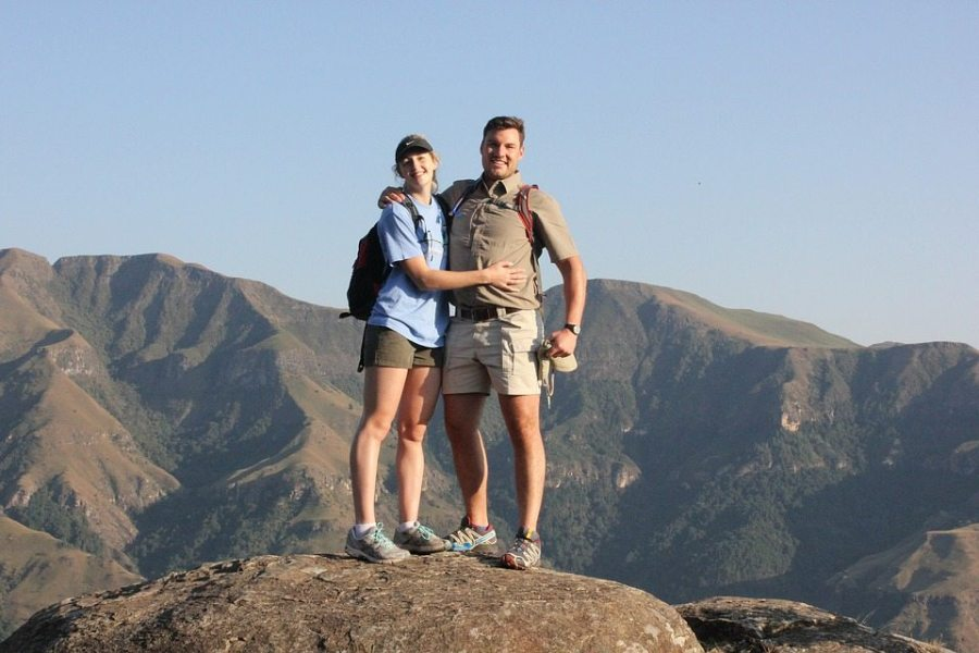 Valentine's Day date ideas for outdoorsy couples