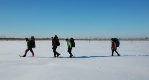 snowshoeing destinations