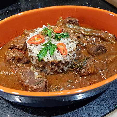 Halal Beef Goulash