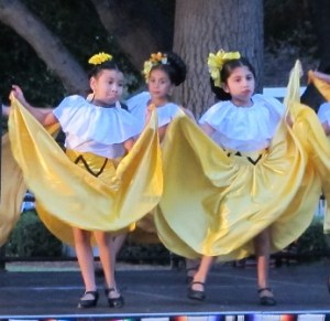 Young Ballet Folklorio