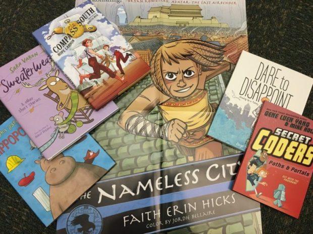 donated-comics