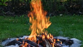 Outdoor Tips Building A Cooking Fire
