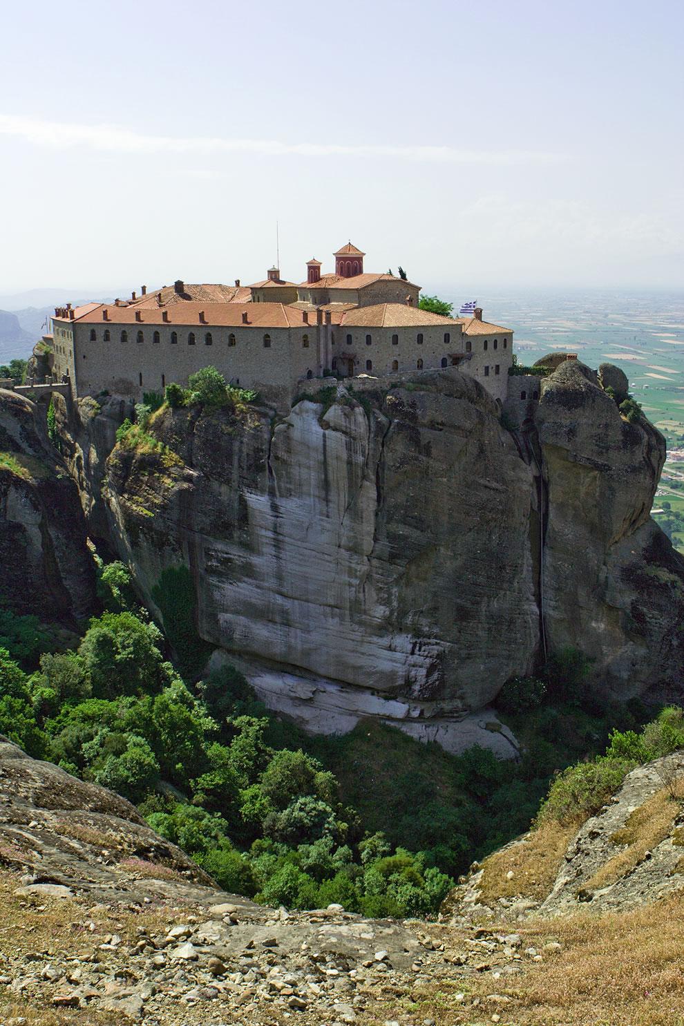 Monastery View  Meteora.