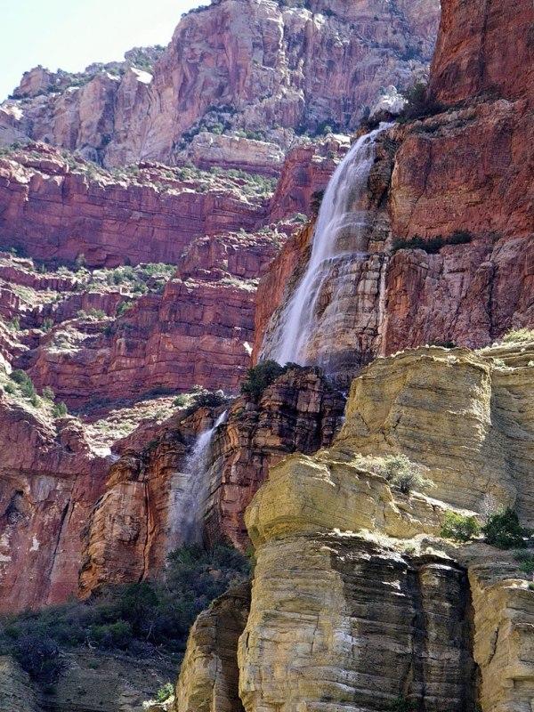 Cheyava Falls Grand Canyon