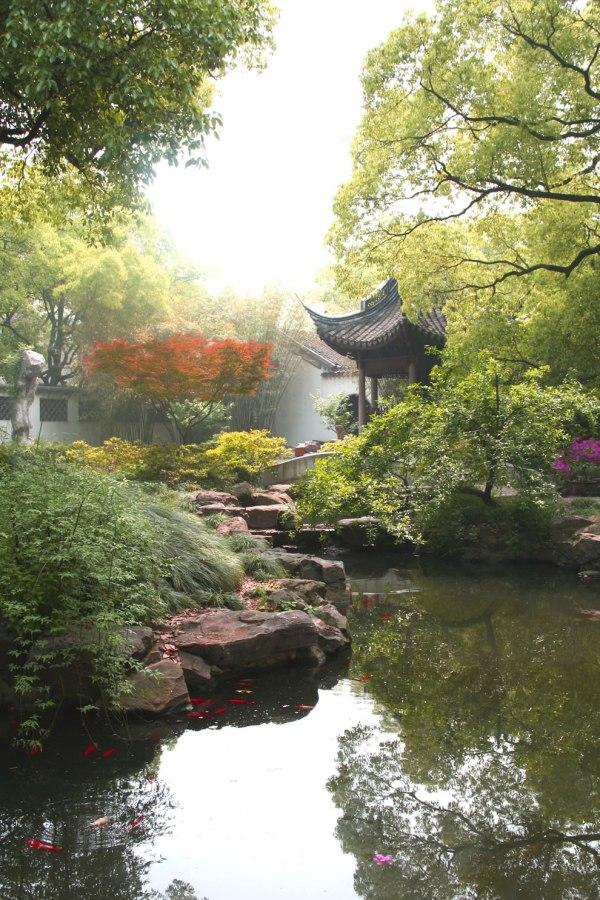 stunning & superbly serene chinese