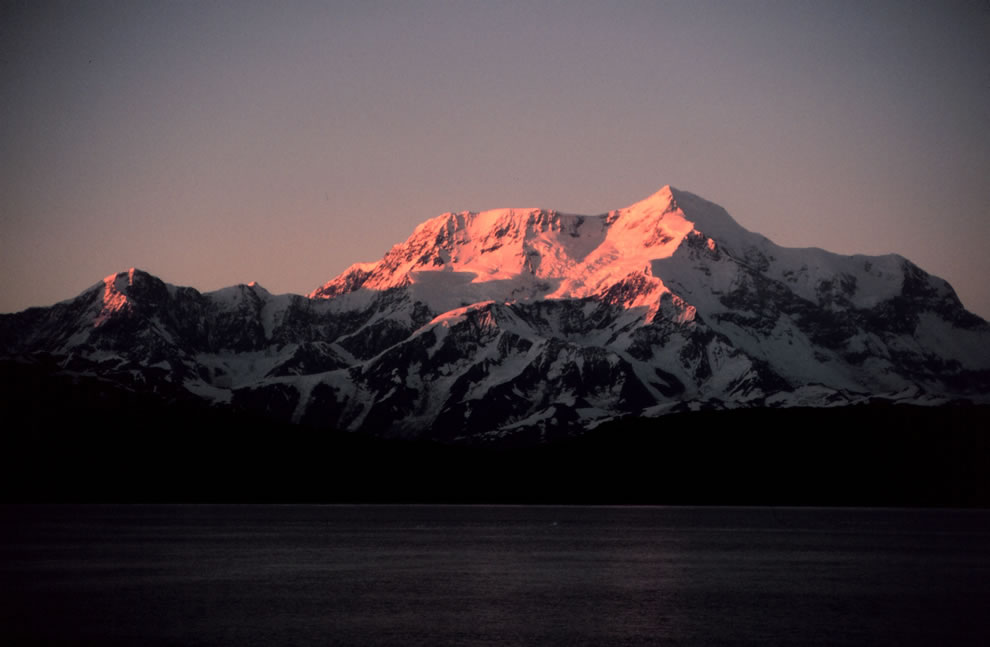 Mount Saint Elias -- Wrangell–St. Elias National Park and Preserve