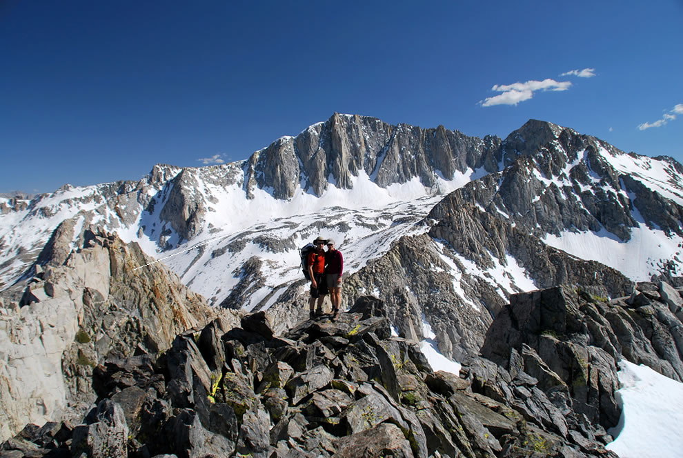 Mt Goode, North Cascades National Park -- Goode Mountain