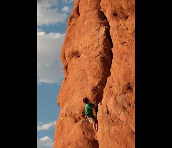Rock Climbing Arches National Park