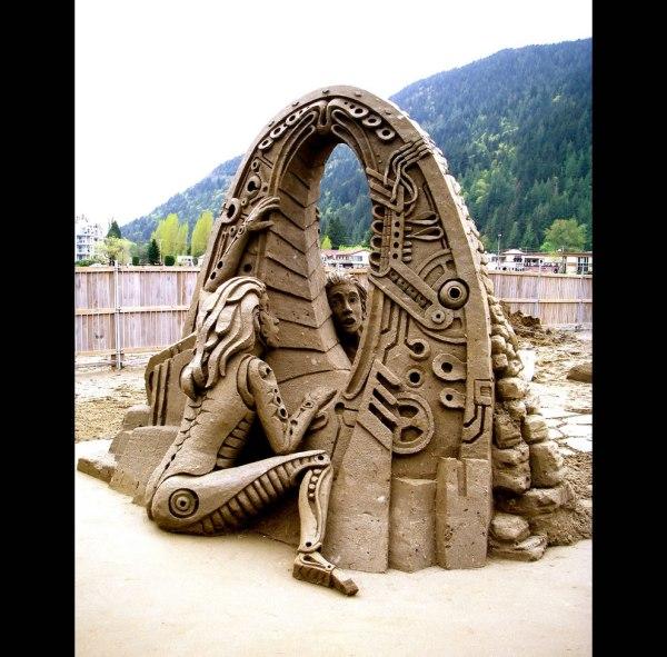 Sensational Sand Sculptures Creative Castles