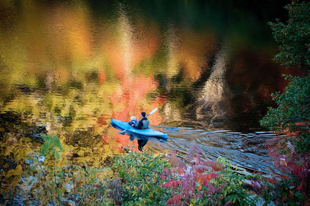 Fall In The Smoky Mountains Wallpaper America The Beautiful In Autumn Peak Fall Foliage Dates