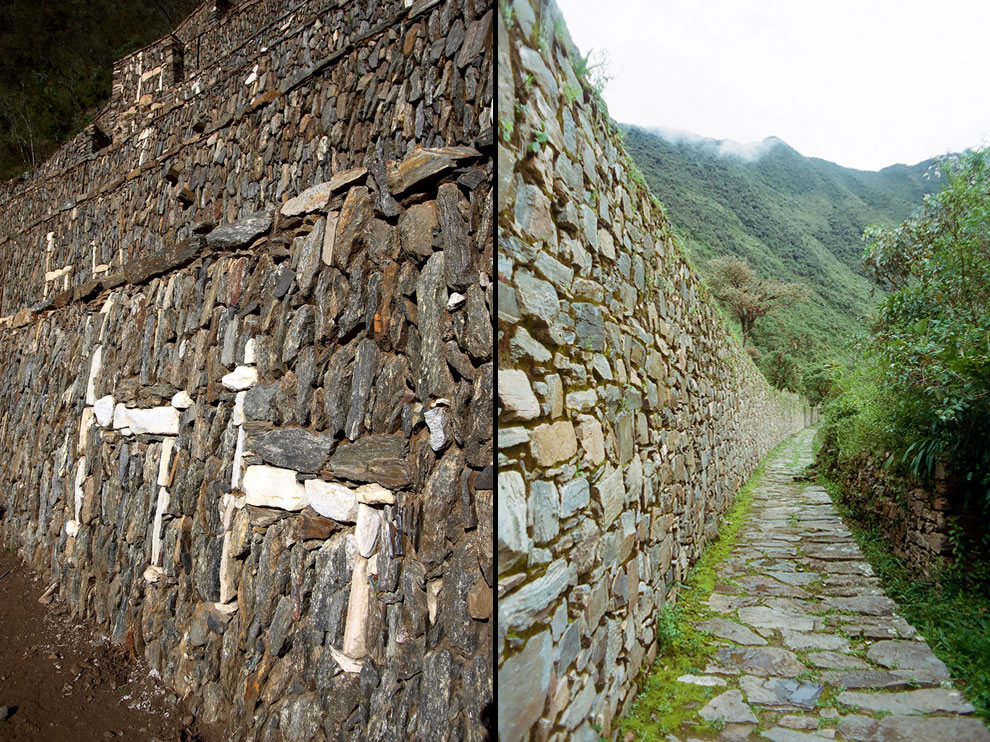 Choquequirao, the smaller sacred sister of Machu Picchu