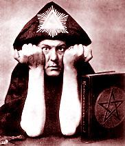 Satanist Aleister Crowley