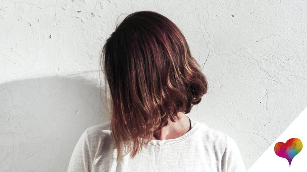 Dünnes Haar dicker machen