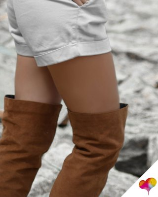 Slouch Boots Trend